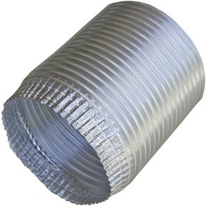 V320 Flexible Pipe Crimped