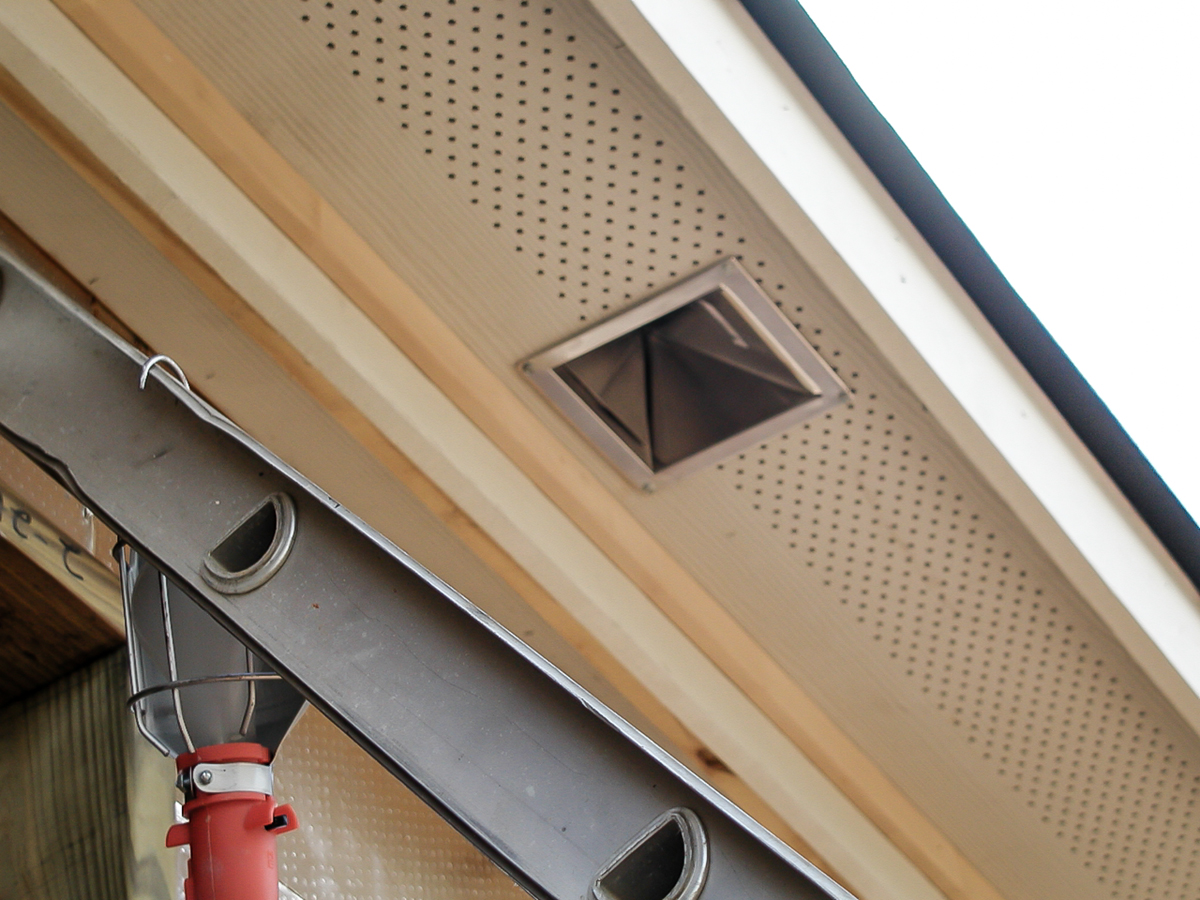 Aev199 Eave Vent Hood Builder S Best