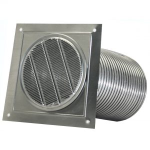AFL349 Micro Louver Eave Vent