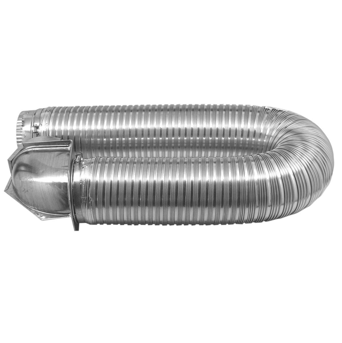 All Metal Dryer Vent Kits Ul 174 Builder S Best
