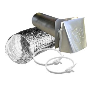 Foil Duct Kit for Wall