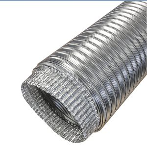 V321 Flexible Pipe Double Crimped
