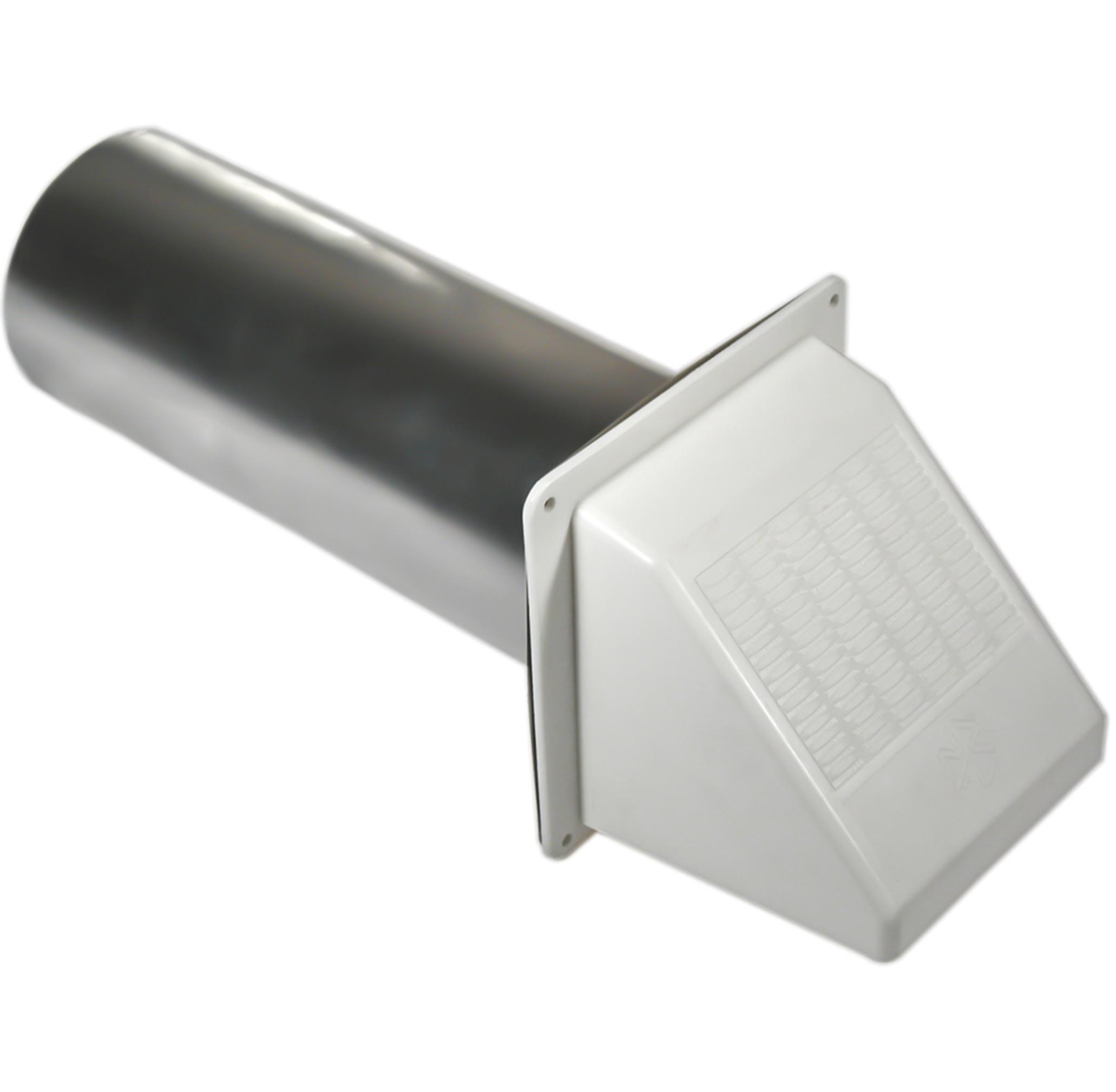 All Metal Dryer Vent Kits With Hoods Builder S Best