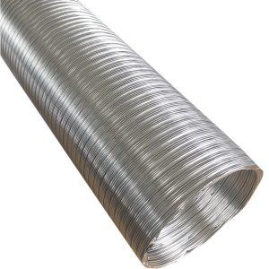A220 A-Seam™ Semi-Rigid Flexible Aluminum Pipe Plain Ends